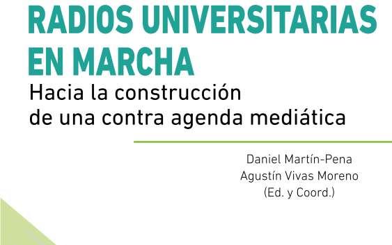 La Radio Internacional Universitaria (RIU) presenta su primera publicación, editada por UNDAV Ediciones