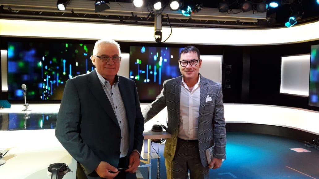 La Radio Internacional Universitaria se reunió en París con RFI, representada por la Dirección de Medios de la UNDAV