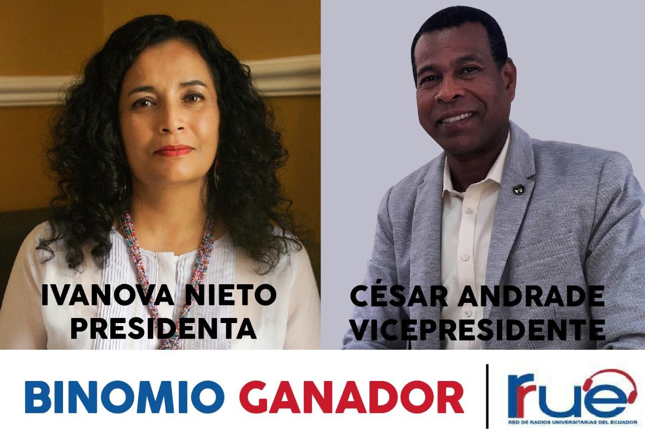 LA RED DE RADIOS UNIVERSITARIAS DEL ECUADOR ELIGIÓ A SU NUEVA DIRECTIVA 2020-2022